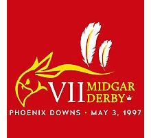 Midgar Derby Photographic Print