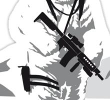 Snow Patrol Sticker
