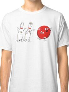 Ten Pins Turn the Tables Classic T-Shirt