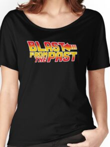 Blast from the Past Women's Relaxed Fit T-Shirt