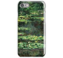Claude Monet - Water-Lilies  iPhone Case/Skin