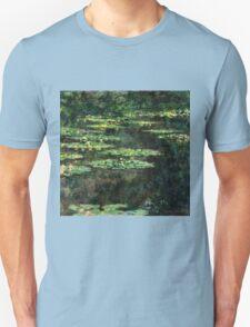 Claude Monet - Water-Lilies  Unisex T-Shirt