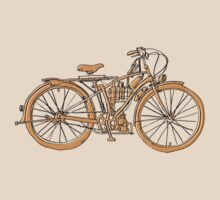 Steam Punk Cycling by beardo