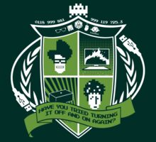 The IT Crowd Crest T-Shirt