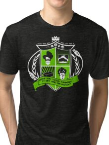The IT Crowd Crest Tri-blend T-Shirt