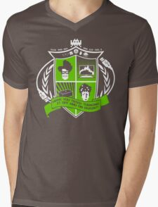 The IT Crowd Crest Mens V-Neck T-Shirt