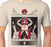Castle Crashers - Heraldry of the Red Knight Unisex T-Shirt
