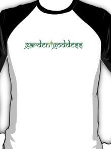 green garden goddess T-Shirt