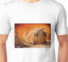 Happy Congo Buffalo Unisex T-Shirt