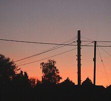 Sunset by jennandr