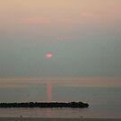 sempre l'alba rosa....san benedetto del tronto ITALIA- EUROPA- VETRINA RB EXPLORE 25 MARZO 2013 - by Guendalyn