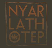 Nyarlathotep by crikeymiles