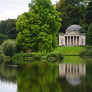 Stourhead - Shades of late summer by Photography  by Mathilde
