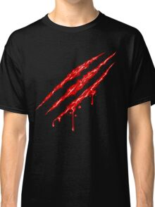 Claw Marks  Classic T-Shirt