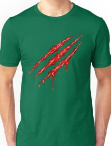 Claw Marks  Unisex T-Shirt