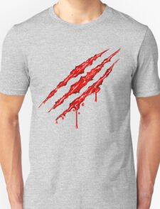 Claw Marks  T-Shirt