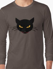 Evil Kitty Long Sleeve T-Shirt