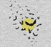 Bat Swarm Kids Tee