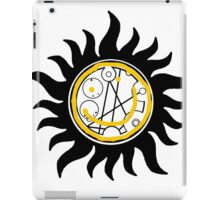 Superwholock Logo iPad Case/Skin