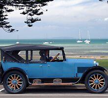 1924 Dodge Tourer by Sherie Howard