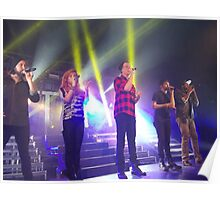 Pentatonix Live in Oxford Poster