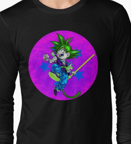 Yung Saiyan III Long Sleeve T-Shirt
