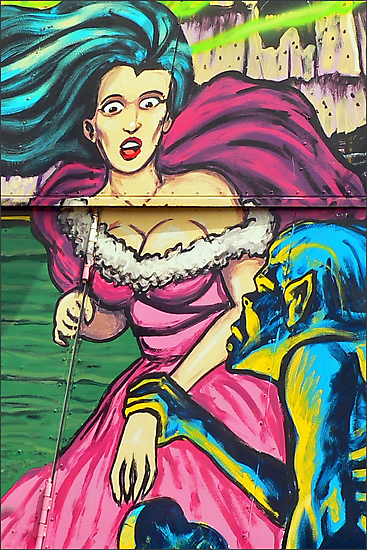 Afraid of Love! by paintingsheep