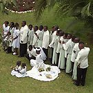 Wedding Party - Nairobi, Kenya by Bev Pascoe