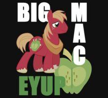 Big macintosh by kidomaga