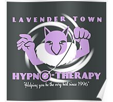 Lavender Town Hypno-Therapy 2.0 Poster