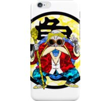 Yung Roshi II iPhone Case/Skin