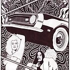 Fast Cars, Hot Chicks, Hard Trips by jolon larter