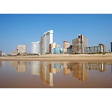 Durban Beach Front Photographic Print
