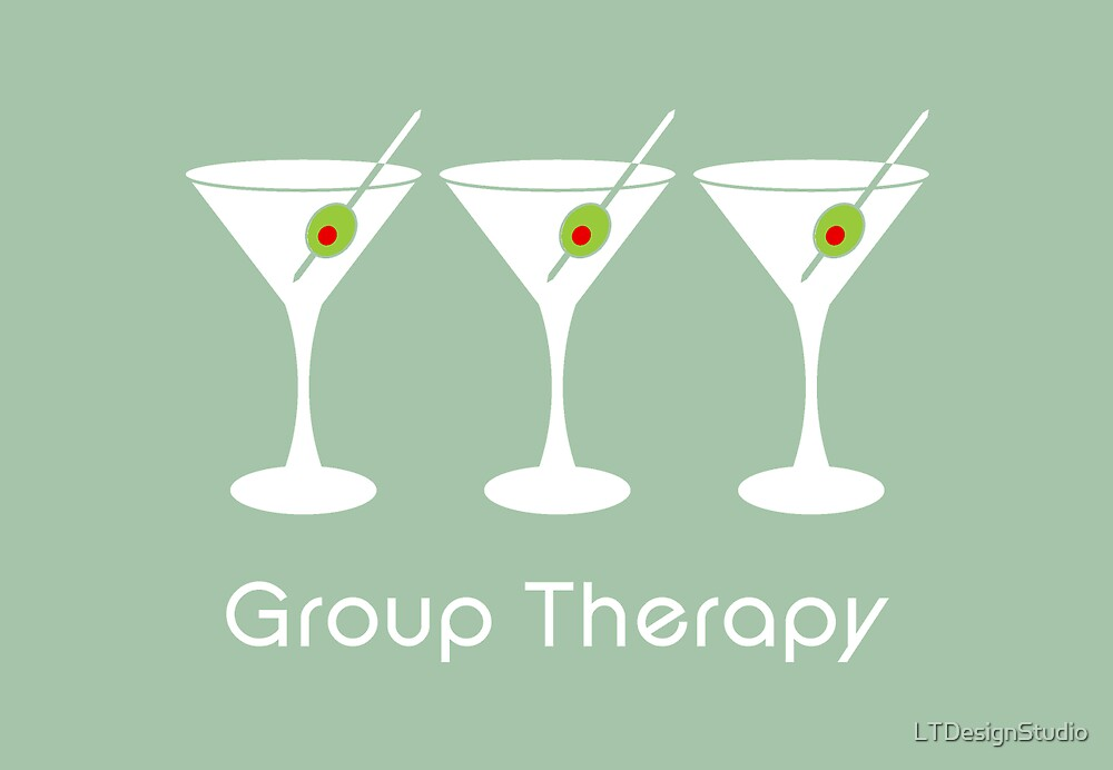 Group Therapy by LTDesignStudio