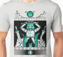 Castle Crashers - Heraldry of the Green Knight Unisex T-Shirt