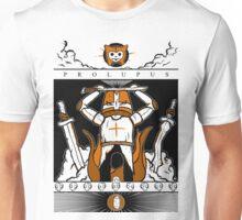 Castle Crashers - Heraldry of the Orange Knight Unisex T-Shirt