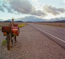 Lonely Hwy 50, Nevada by James2001