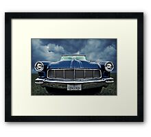 """The Continental"" Framed Print"
