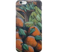 Peaches and Corn iPhone Case/Skin
