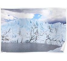 Matanuska Glacier Poster