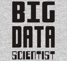 BIG DATA SCIENTIST - Self-ironic Design for Data Scientists by ramiro