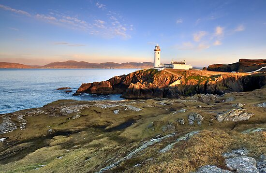 Fanad Head Ligthouse by Pawel Klarecki