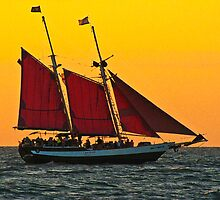Red Sails by Moray