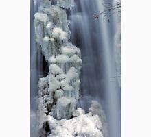 Moss Glen Falls, Stowe - Icy Column Unisex T-Shirt