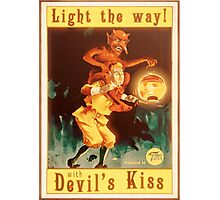 BioShock Infinite – Devil's Kiss Poster Photographic Print
