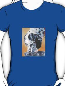 Dalmatian Fine Art Painting T-Shirt