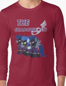 the shadowbolts Long Sleeve T-Shirt