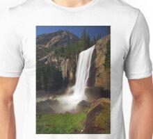 Vernal Fall from Mist Trail Unisex T-Shirt