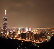 Taipei 101, 2 by Sam331
