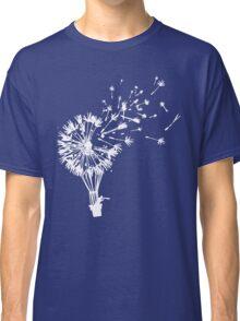 Last Man On Earth Dandelion Hot Air Balloon Tandelion Classic T-Shirt